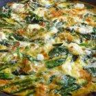 Lidia's Italy - Spaghetti with Asparagus Frittata