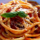 Lidia's Italy Live - Bucatini all' Amatriciana