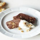 Lidia's Italy - Chocolate Biscotti Pudding