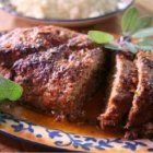 Lidia's Italy - Italian American Meatloaf ~ Polpettone