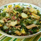 Lidia's Favourite Recipes - Swiss Chard & Potatoes