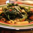 Lidia's Ziti with Broccoli, Rabe and Sausage