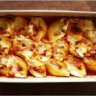 Lidia's Italy in America - Baked Stuffed Shells