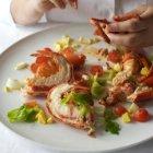 Lidia's Italy - Sardinian Lobster Salad