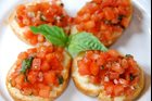 Michela's Classic Italian - Bruschetta with Celery and Lime