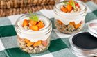 In the kitchen With Stefano Faita - Apricot Cheesecake in a Jar
