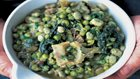 Jamie's Great Italian Escape - Vignole (spring vegetable stew)