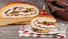 In the kitchen With Stefano Faita - Family-Sized Grilled Chicken Picnic Sandwich