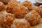 Amore Al Dente - Suppli (Mozzarella-Filled Risotto Balls)