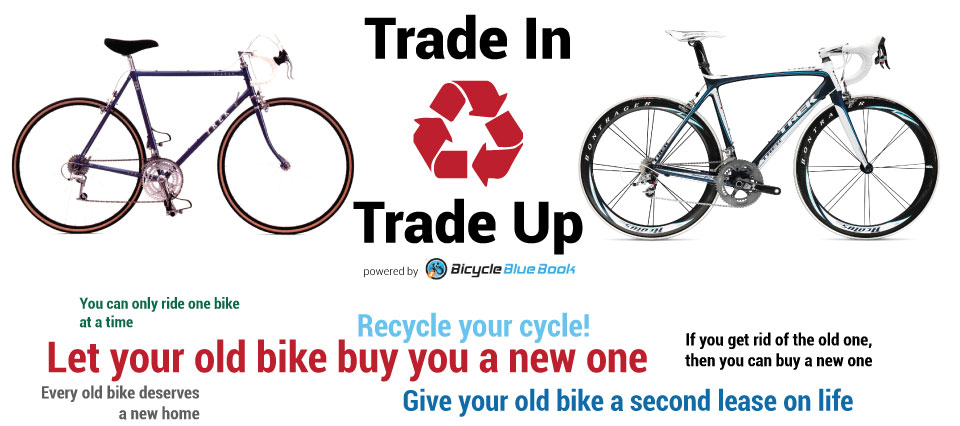 Bikes Blue Book Trade In Trade Up