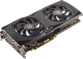 R9-390 Graphics Card Photo