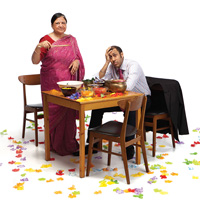 Brimful of Asha (Soulpepper on 42nd Street)