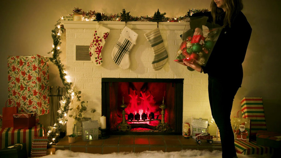 9thWonder Holiday Yule Log Bloopers Video 2019