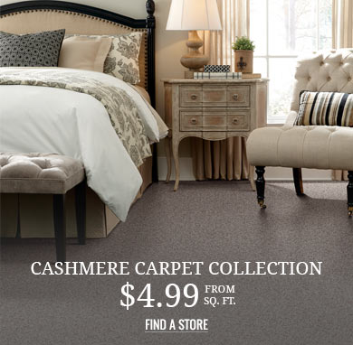 Cashmere Carpet Collection from $4.99 sq ft
