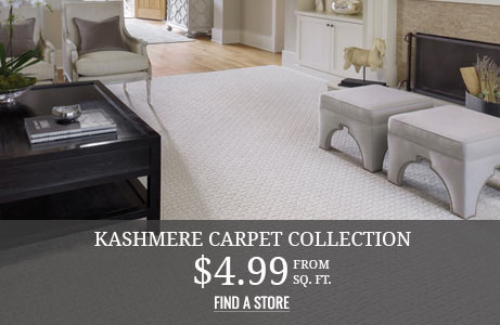 Kashmere Carpet Collection from $4.99 sq.ft.