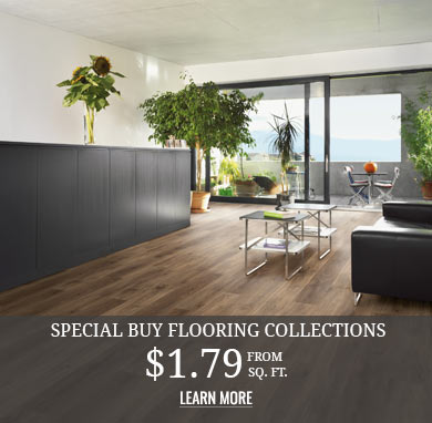 Swiss-made AC3 Laminate $1.79 sq.ft.