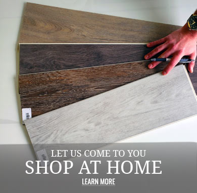 Let us come to you Shop at Home