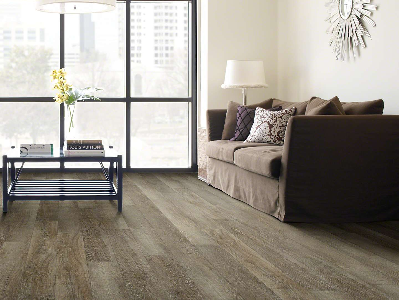 Distressed Grey Laminate Flooring