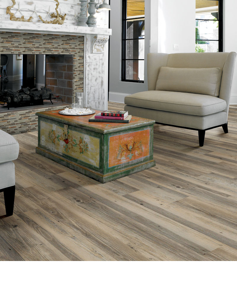 Luxury Vinyl Plank at Alexanians