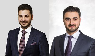 Alessandro Cotugno and Joseph H. Takhmizdjian