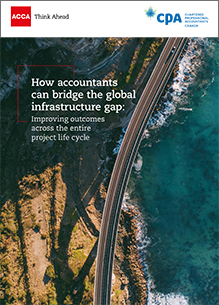 CPA Canada, ACCA joint infrastructure report
