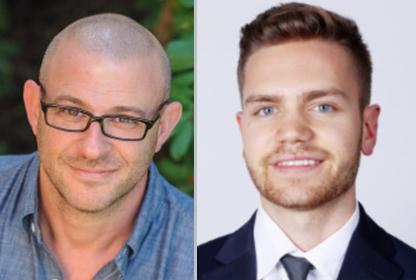 Dale Barrett & Simon Townsend