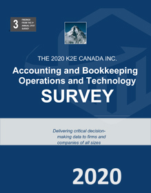 2020 Accounting and Bookkeeping Operations and Technology Survey