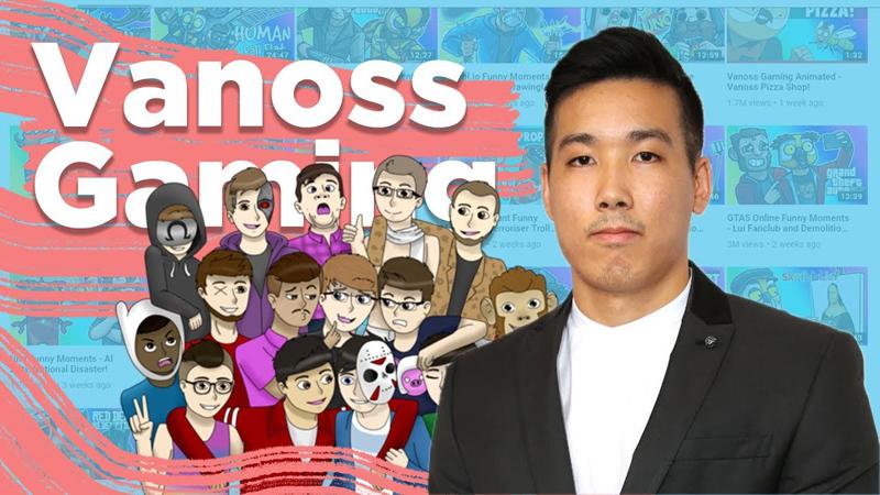 Evan Fong, Vanoss Gaming