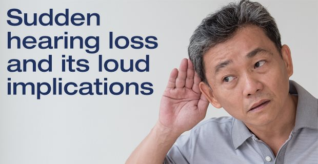 Sudden hearing loss and its loud implications