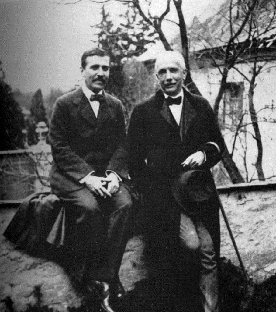 Strauss and von Hofmannsthal