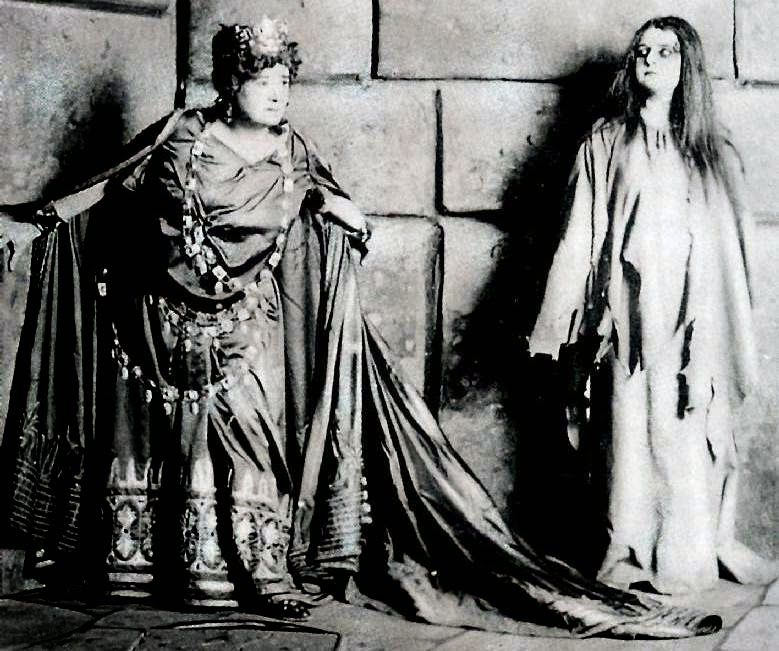 Clytemnestra and Elektra