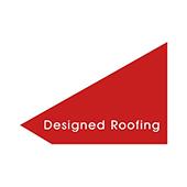 Designed Roofing Logo