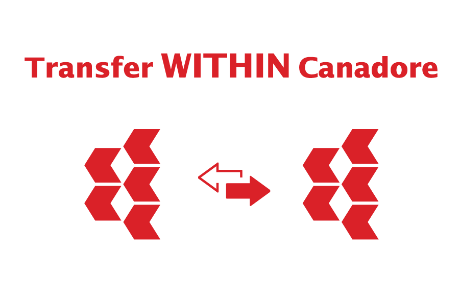 Transfer Within Canadore