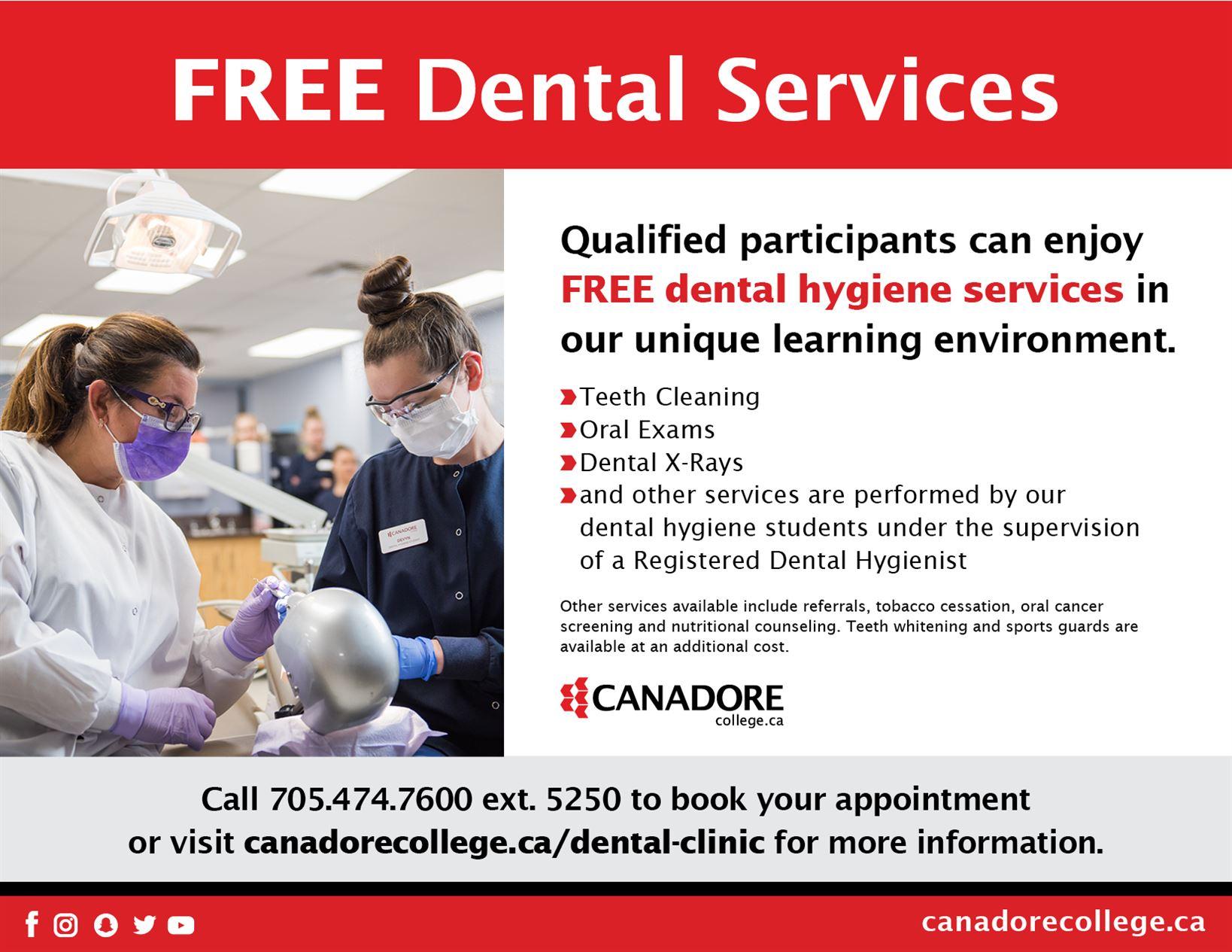 Canadore Dental Clinic