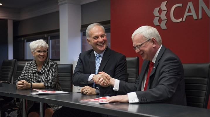 Limerick Agreement Signing