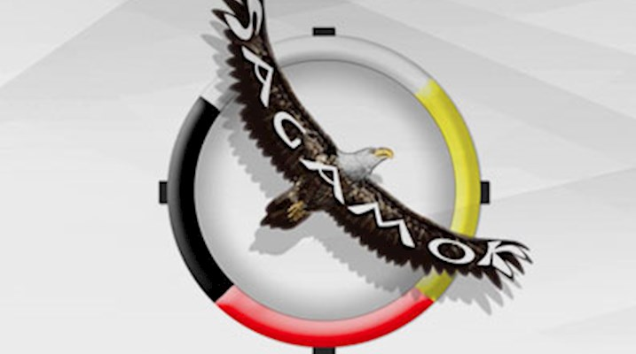Sagamok Anishnawbek First Nation logo