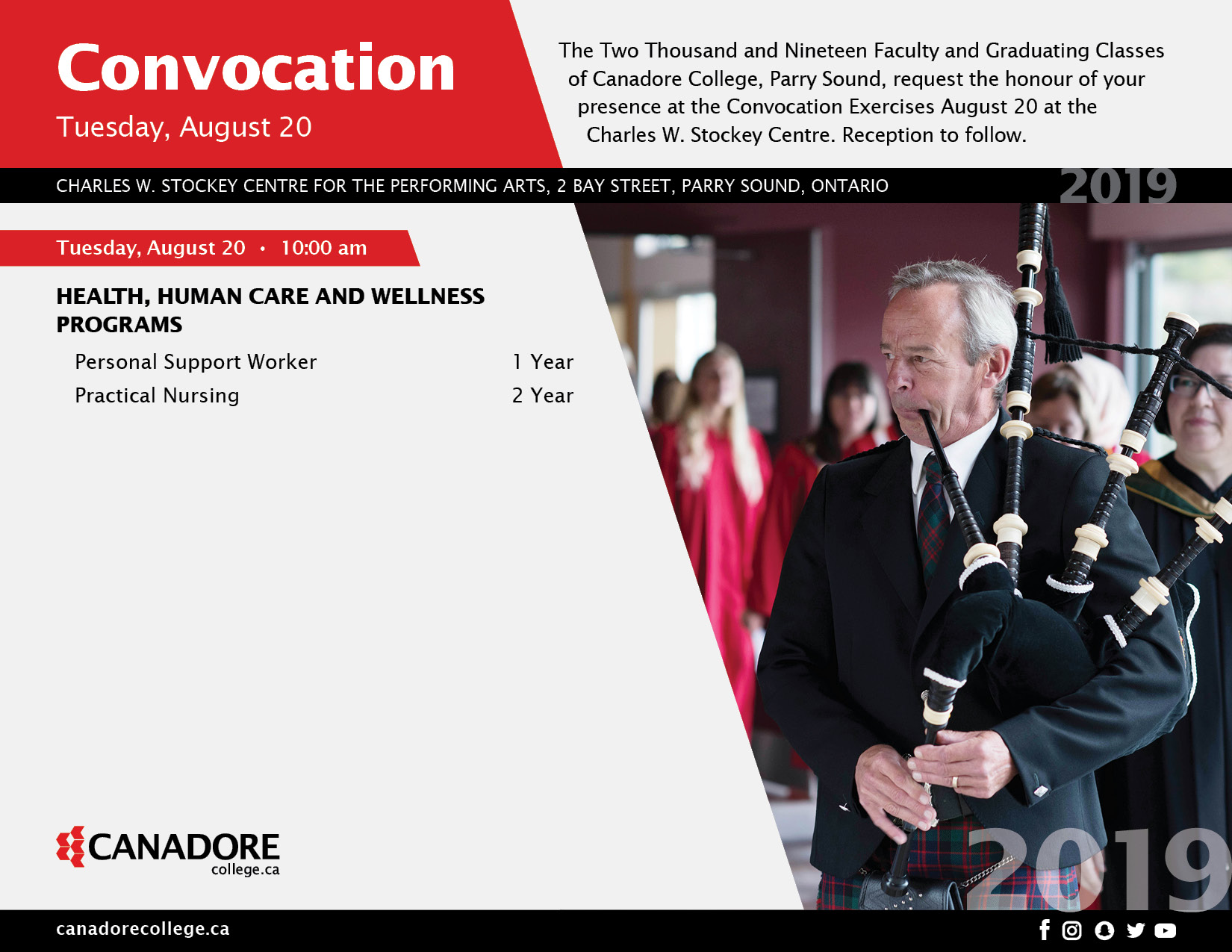 WPS Convocation Invite