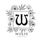 Featured Vendor: Wolfe Florist
