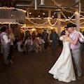 Wedding reception at The Amsler Building