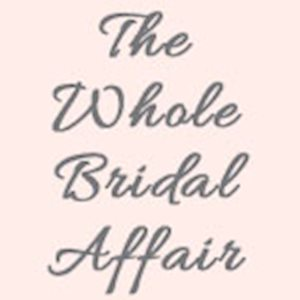 The Whole Bridal Affair