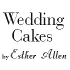 Wedding Cakes by Esther Allen