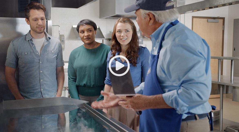 Open Tasting Is Believing video modal window