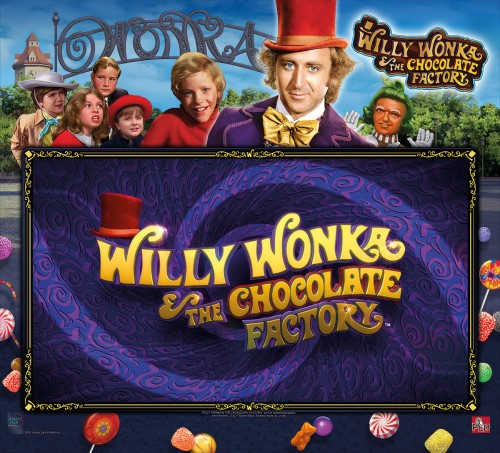WILLY WONKA & THE CHOCOLATE FACTORY LIMITED EDITION Image - Click To Enlarge