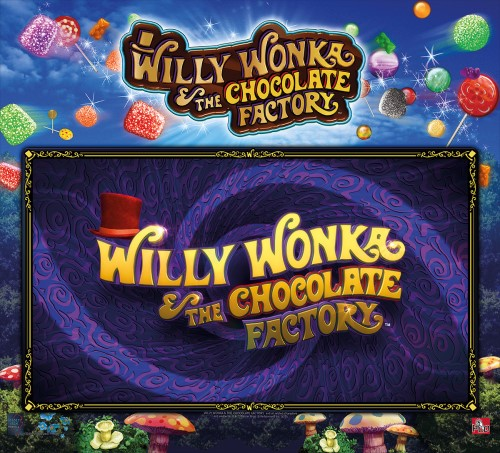 WILLY WONKA & THE CHOCOLATE FACTORY STANDARD EDITION Image - Click To Enlarge