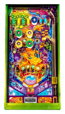 PRIMUS LIMITED EDITION PINBALL Image - Click To Enlarge