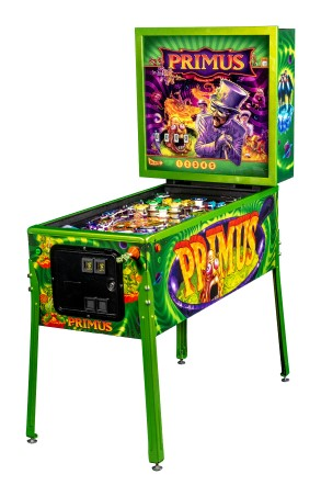 PRIMUS LIMITED EDITION PINBALL - Full Sized Preview