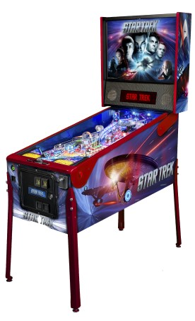 STAR TREK PREMIUM PINBALL - Full Sized Preview