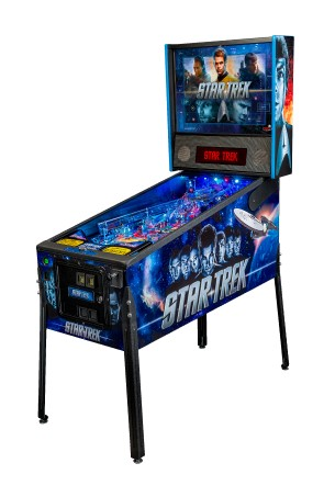 STAR TREK PRO PINBALL - Full Sized Preview