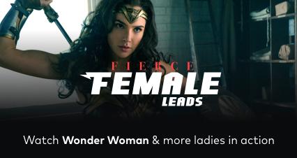Fierce Female Leads