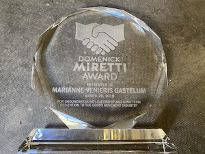 Miretti Award